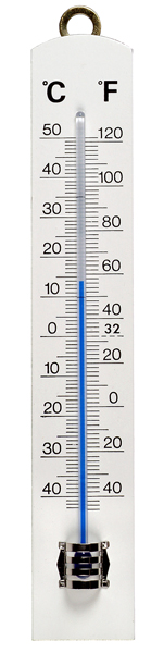 Delightful 12.1003 Indoor Wall Thermometer